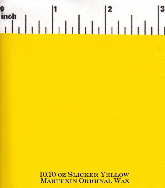 Slicker Yellow Martexin Original Wax 10.10 oz Army Duck